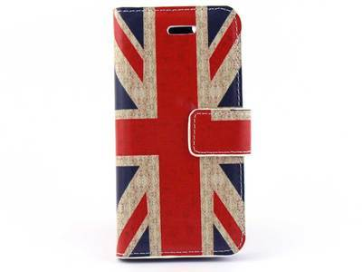 iPhone 5 (S) & C & SE bookcase Engeland
