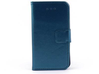 iPhone 4 (s) bookcase Groen