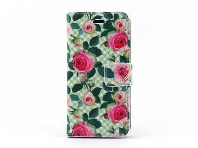 iPhone 6 (s) bookcase Rozen