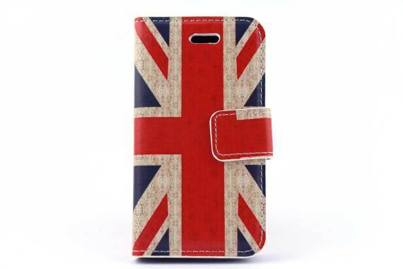 iPhone 4 (s) bookcase Engeland