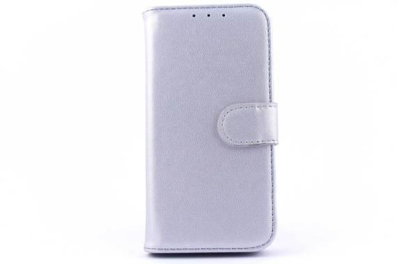 Samsung A3 bookcase Zilver