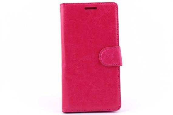 Samsung A5 bookcase Roze