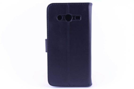 Samsung Galaxy Core 2 bookcase Zwart