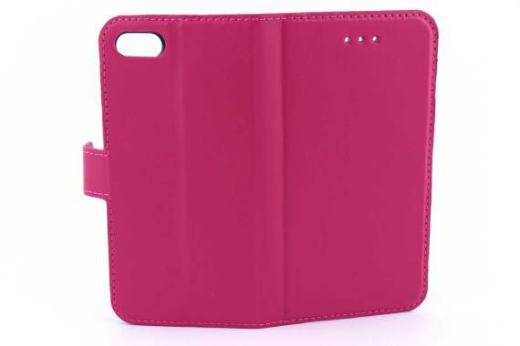 iPhone 7 (s) bookcase Roze