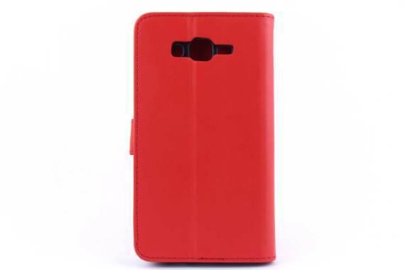 Samsung Galaxy J7 bookcase Rood