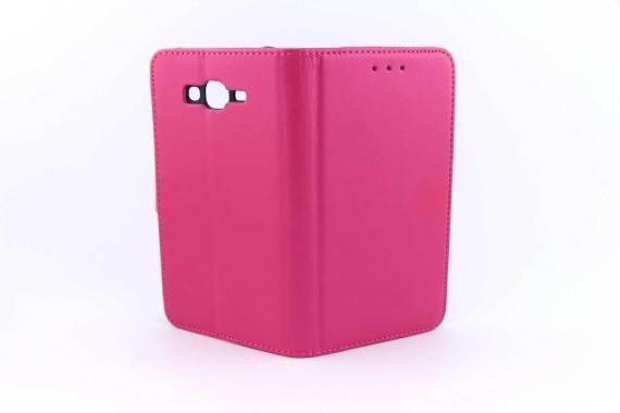 Samsung Galaxy J7 bookcase Roze