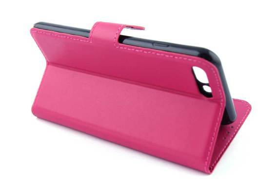iPhone 7 (s) Plus bookcase Roze