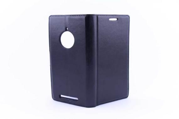 Microsoft Lumia 830 bookcase Zwart