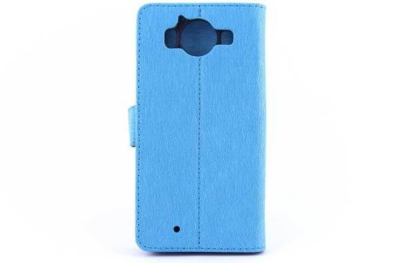 Microsoft Lumia 940 bookcase Blauw