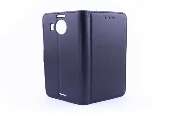 Microsoft Lumia 950XL bookcase Zwart