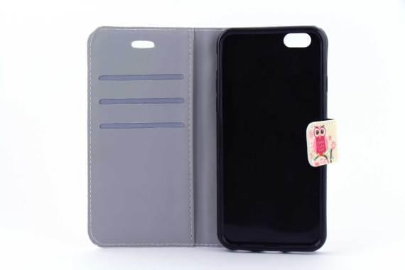 iPhone 6 (s) bookcase Uilen