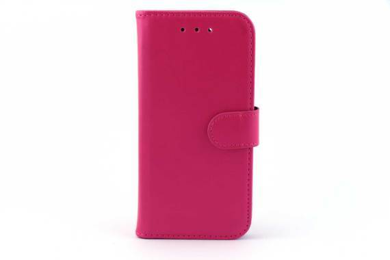 iPhone 6 (s) bookcase Roze