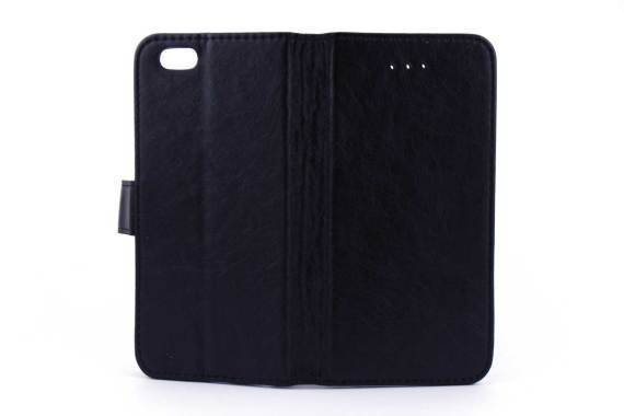 iPhone 6 (s) bookcase Zwart