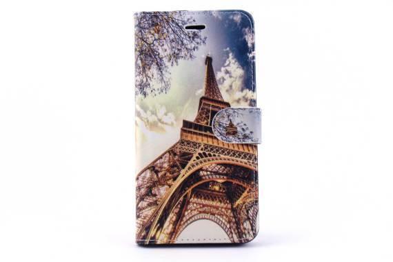 iPhone 6 (s) Plus bookcase Parijs