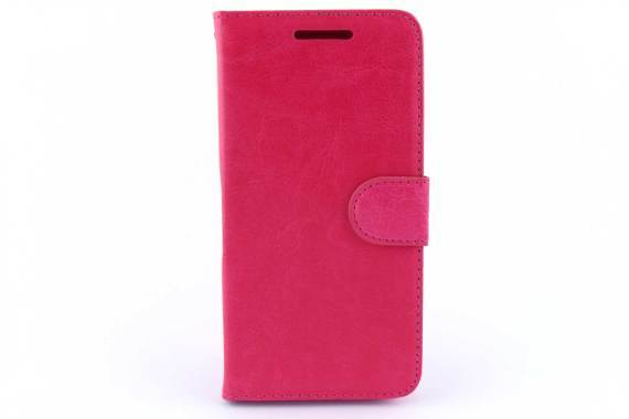 HTC One M9 Bookcase Roze