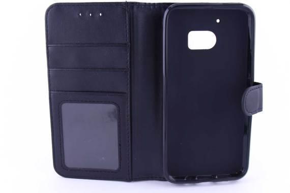 HTC One M10 Bookcase Zwart