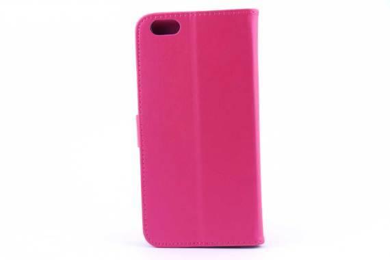 iPhone 6 (s) Plus bookcase Roze