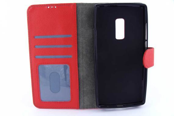 OnePlus 2 Bookcase Rood