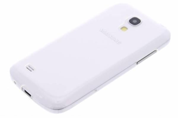 Samsung Galaxy S4 Mini TPU hoesje Transparant