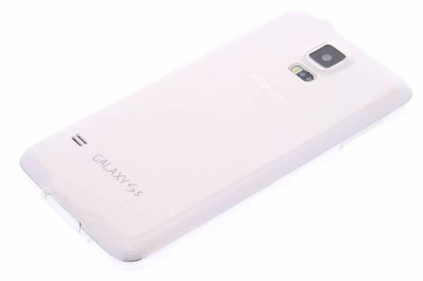 Samsung Galaxy S5 TPU hoesje Transparant
