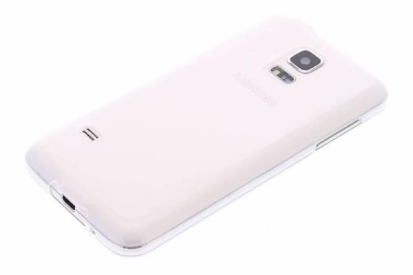 Samsung Galaxy S5 Mini TPU hoesje Transparant