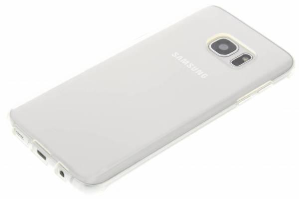 Samsung Galaxy S7 Edge TPU hoesje Transparant