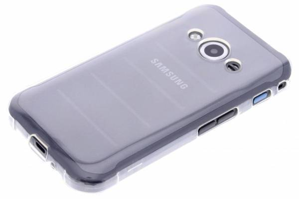 Samsung Galaxy Xcover 3 TPU hoesje Transparant
