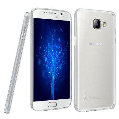 Samsung Galaxy A9 TPU hoesje Transparant