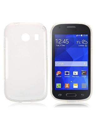 Samsung Galaxy Ace Style TPU hoesje Transparant