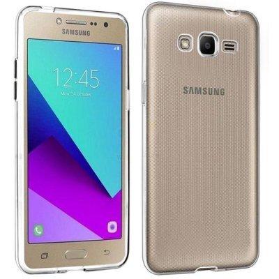 Samsung Galaxy J2 TPU hoesje Transparant