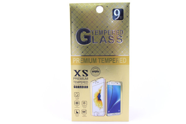 Screenprotector gehard glas Samsung Galaxy A8