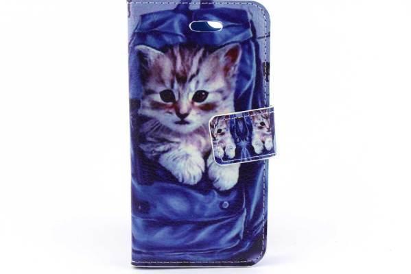 iPhone 5 (S) & C & SE bookcase Poes
