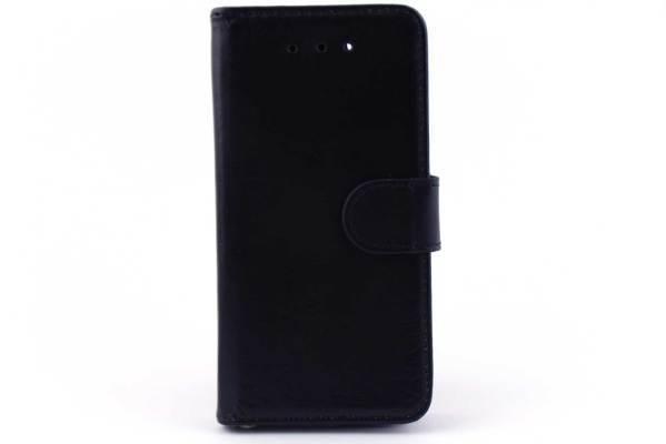 iPhone 5 (S) & C & SE bookcase Zwart