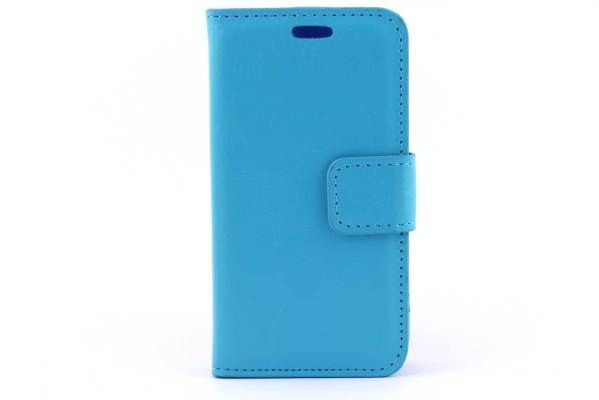 iPhone 4 (s) bookcase Blauw