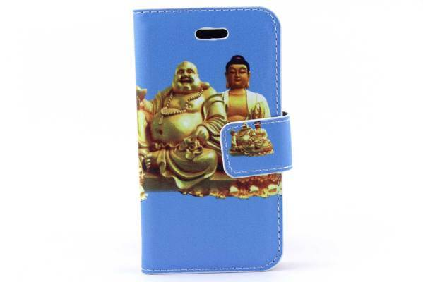 iPhone 4 (s) bookcase Budha