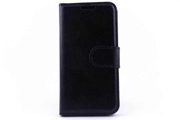 Samsung A3 bookcase Zwart