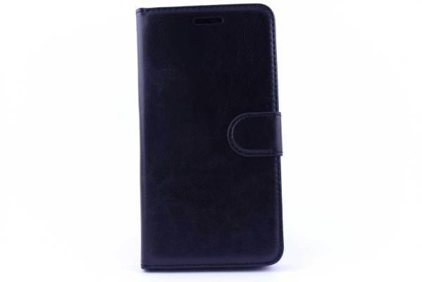 Samsung A7 bookcase Zwart