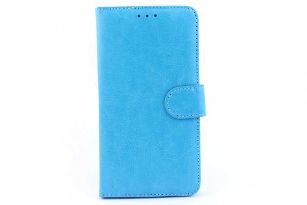 Samsung A7 bookcase Blauw
