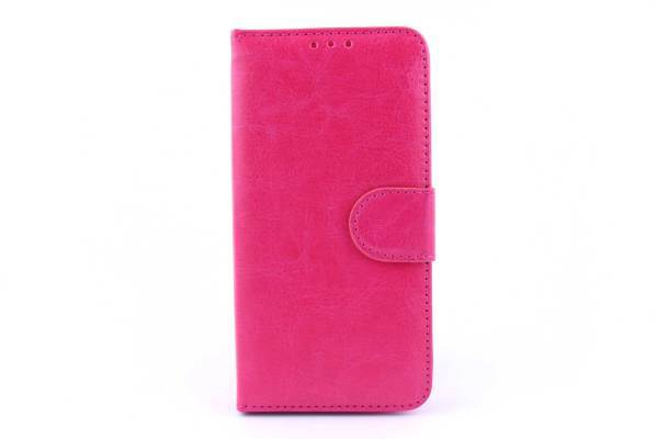 Samsung S5 mini bookcase Roze