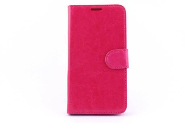 Samsung S5 bookcase Roze