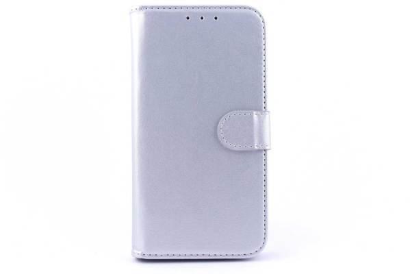 Samsung S5 bookcase Zilver
