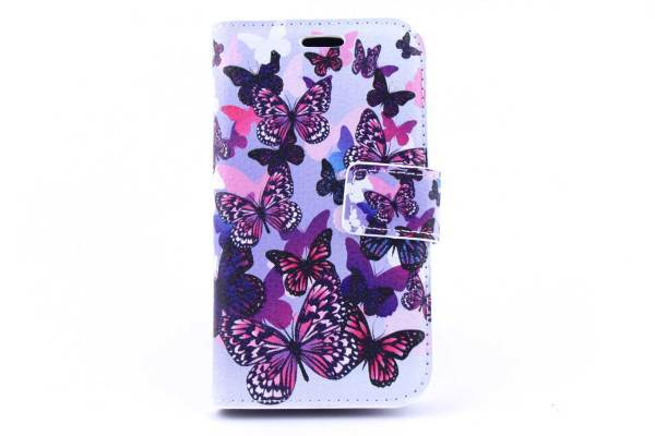 Samsung S3 mini bookcase Vlinders