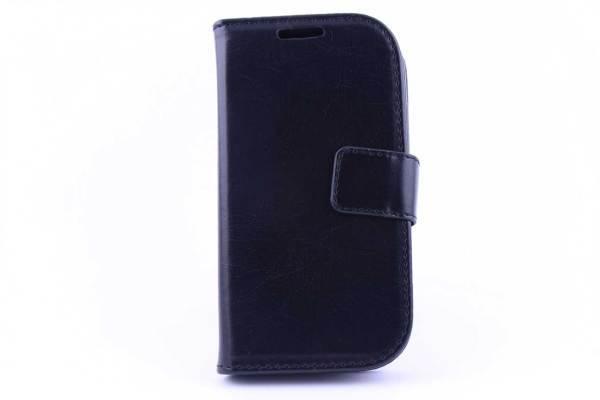 Samsung S3 mini bookcase Zwart