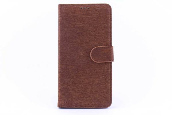 Samsung Galaxy A8 bookcase Bruin