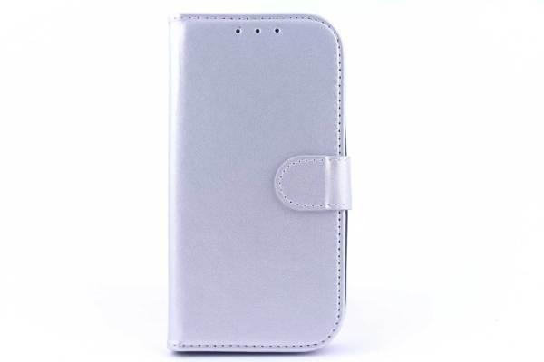 Samsung Galaxy S3 bookcase Zilver