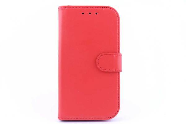 Samsung Galaxy S3 bookcase Rood