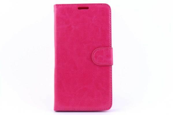 Samsung Galaxy E7 bookcase Roze