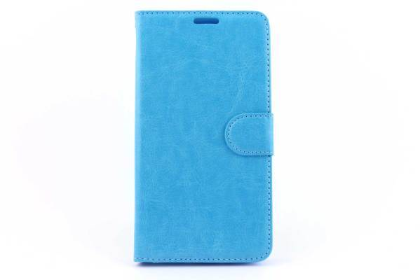 Samsung Galaxy E7 bookcase Blauw