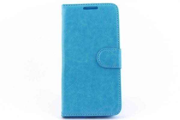 Samsung Galaxy E5 bookcase Blauw
