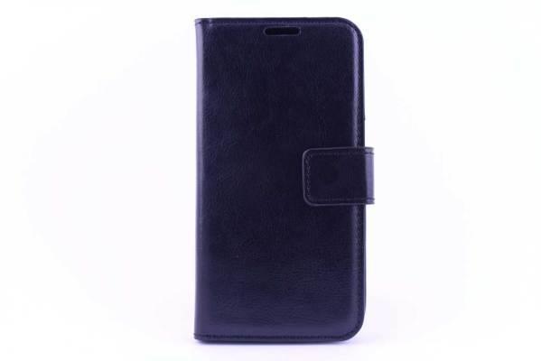 Samsung Galaxy E5 bookcase Zwart